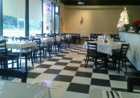 Dine-In Restaurant with Bakery for Sale in Fresno CA