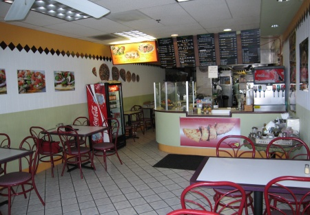 Quick Serve Restaurant in an ultra busy location in Woodland Hills