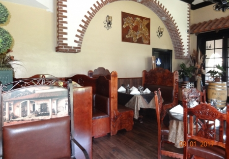 Popular & Profitable Mexican Restaurant W/Bar & Hard Liquor