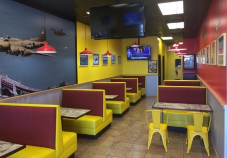 Branded Restaurant for Sale in San Joaquin County CA