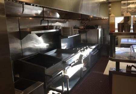 Cash Machine - Restaurant/Bar - High-End Neighborhood - SBA Loan