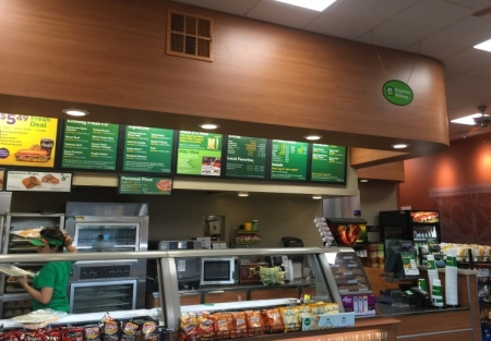 Franchise Sandwich Restaurant for Sale in Madera County - 40k