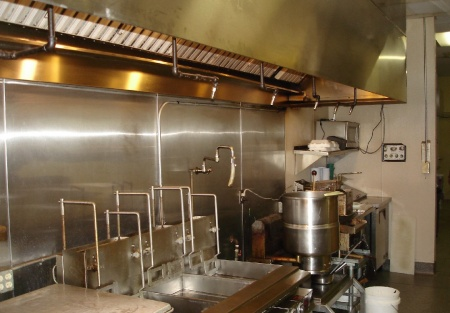 Restaurant Facility with full kitchen in Great Folsom Location