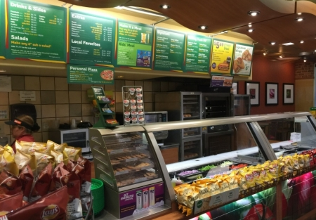 Franchise Sandwich Restaurant for Sale in Madera County - 18k