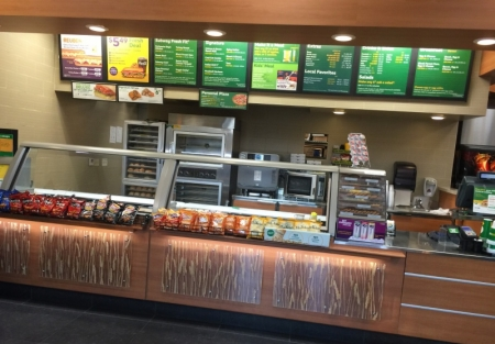 Franchise Sandwich Restaurant for Sale in Madera County - 30k