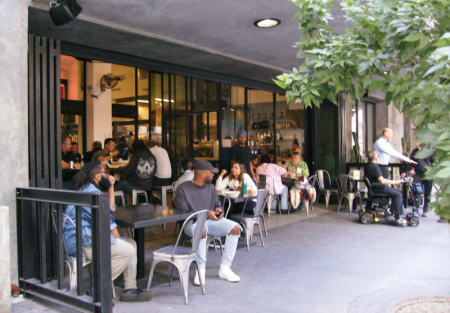 Downtown Los Angeles Food Hall Location