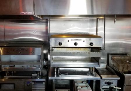 QSR w/Full Kitchen! Roseville Location