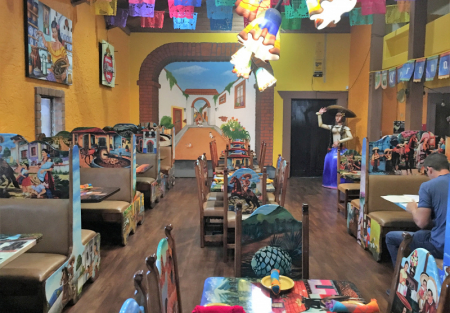 Low Rent Full Service Mexican Restaurant w/Bar