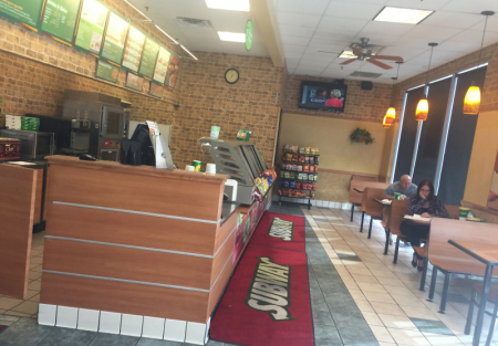 Franchise Sandwich Restaurant for Sale in Sacramento Region