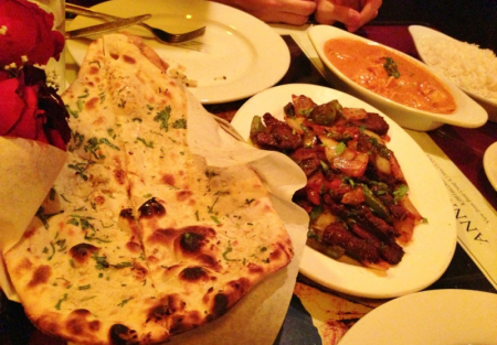 Asian/Indian Cuisine Restaurant with BEER and WINE
