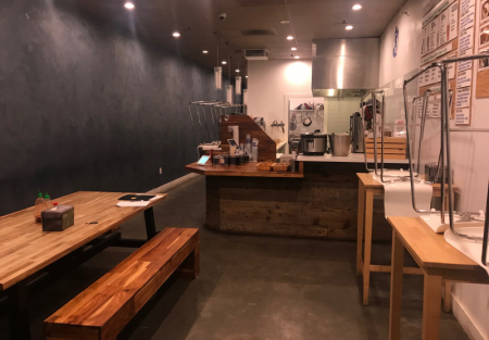 Cute Boba and Hawaiin BBQ restaurant for sale in Half Moon Bay