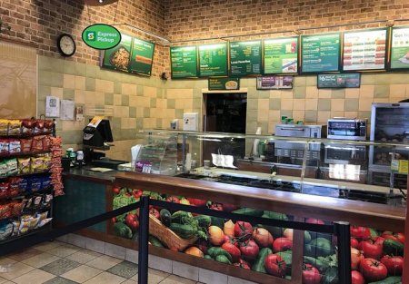 Established Subway Franchise for sale in SF financial/ Chinatown