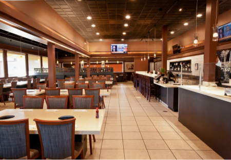 Large Japanese Hot Pot restaurant for sale in Milpitas with big kitche