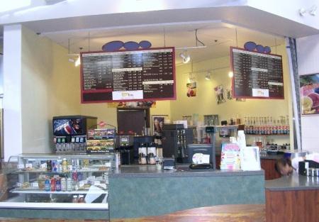 Mall Location Turn Key Coffee House