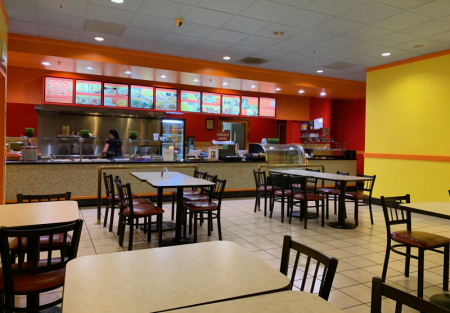 Best Mexican restaurant for sale in Newpark mall in Newark