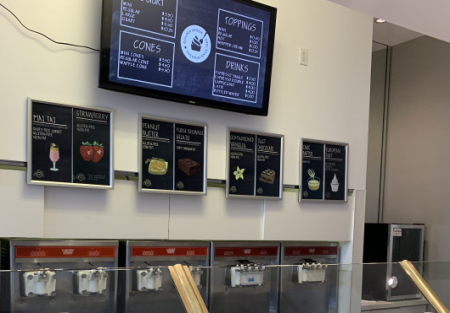 Get Into The Yogurt Biz in this Beautiful S. Orange County Shop!