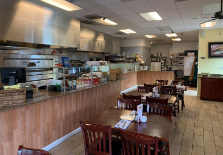 Absentee run American restaurant for sale in Downtown Martinez