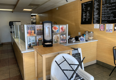 Ice cream and Dessert shop for sale in San Jose Almaden