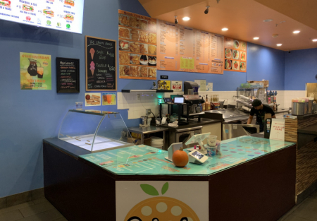 Branded Boba tea and snack shop for sale in Oakland