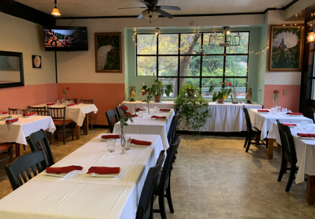 Indian restaurant for sale in San Rafael Small plaza