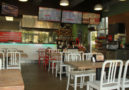 Super High volume Deli-Full kitchen-Great Location