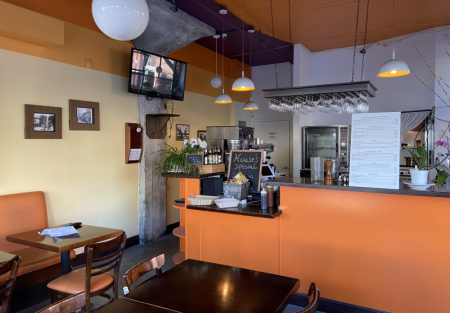 Vietnamese inspired restaurant for sale in SF Potrero Hill
