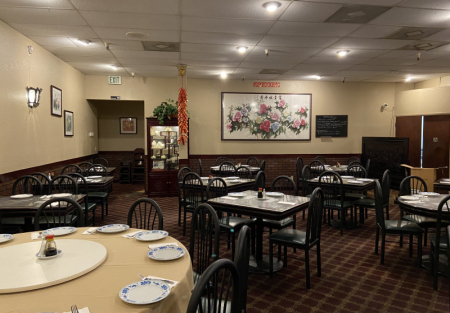 Multiple Award winning best Chinese restaurant for sale in Modesto