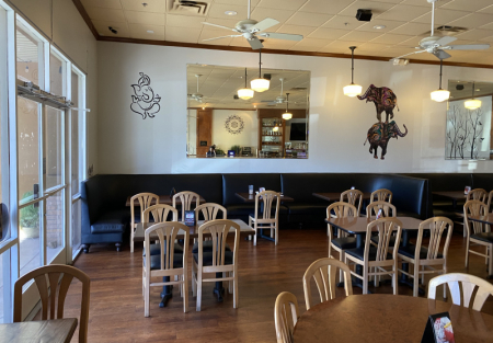 North Scottsdale AAA Location..Family Indian Restaurant