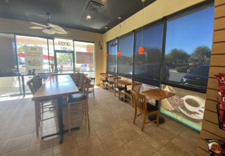 Tempe Deli, Bakery, Coffee, and Smoothie Restaurant.