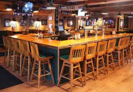 High Volume Restaurant/Bar w/Real Estate on/off Liquor License