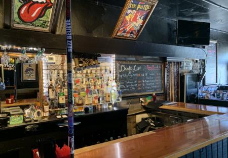 Bar w/48 Lic - Low Rent - Turn Key - Large Patio - Super Clean