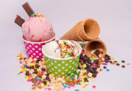 Award Winning Ice Cream Shop In Fast-Growing Area of Las Vegas!