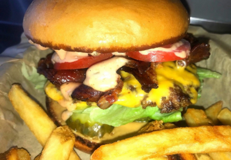 Burgers, Fries, Shakes, & More.. Great Reviews and Strong Sales!