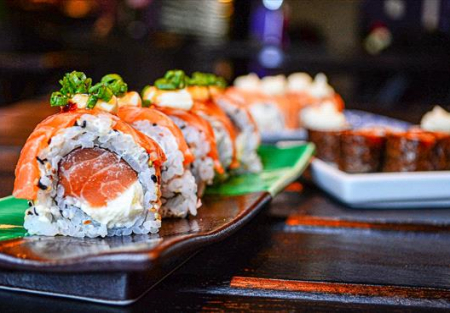 Profitable Sushi & Oyster Bar Restaurant - Netting Over $50,000 Per Mo