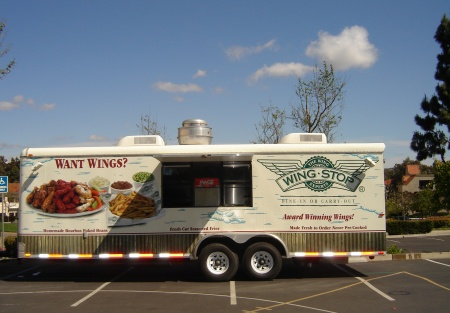 Mobile Kitchen for Catering and Special Events!