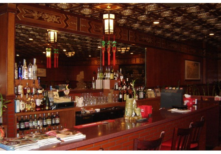Full Service and Upper Class Chinese with a full liquor license