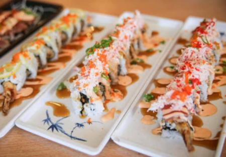 Huge Tax Return Profits -  Sushi and Teriyaki -  Great Area