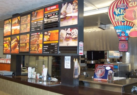 Drive-Thru Restaurant In Rapidly Growing City