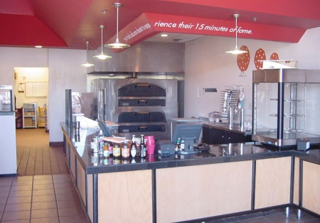 Pizza Franchise or Convert in upscale community- only 3 years old
