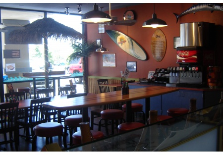 National Franchise; quick casual Mexican with standout and distinctive food!