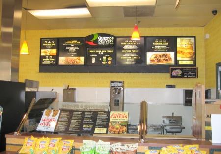 Profitable Quiznos AAA location