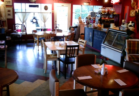 Large  Profitable Cafe & Bistro on High Traffic Street