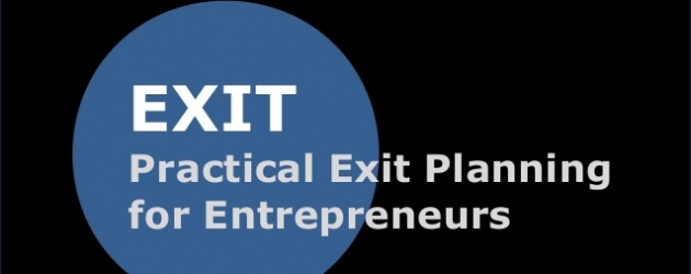 EXIT STRATEGIES FOR RESTAURANT INVESTORS