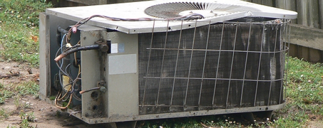 Check Those A/C Units Before You Buy!