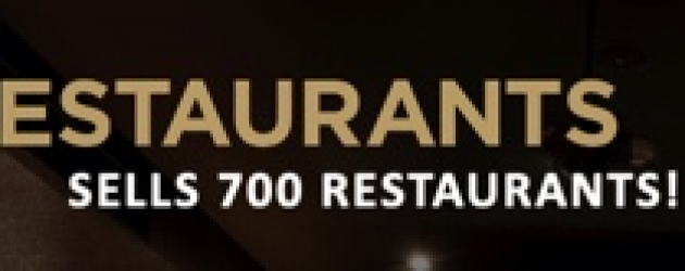 700th Restaurants Sold This Month